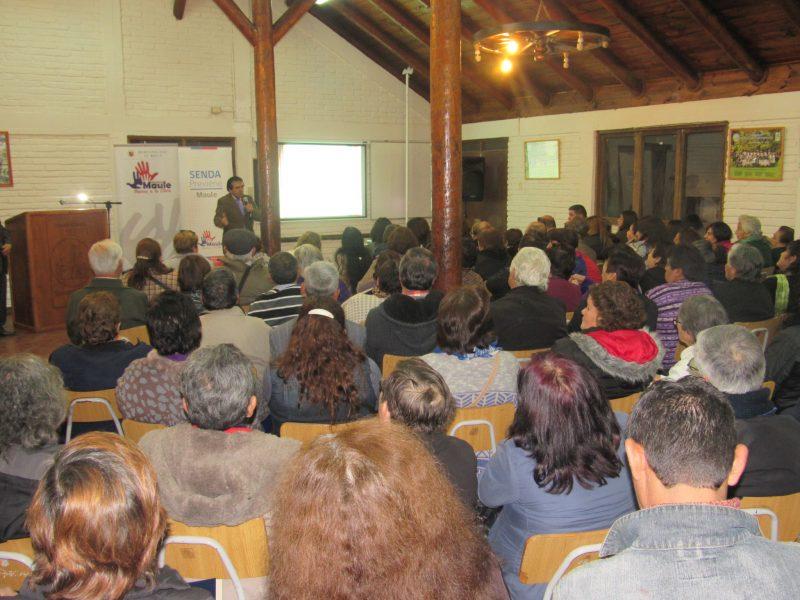 Agrupaciones de provincia de Osorno comenzarán a ejecutar programas preventivos