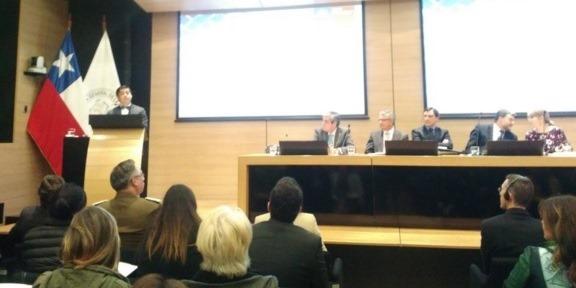 SENDA  Araucanía participa en  coloquio internacional sobre tribunales de tratamiento de drogas