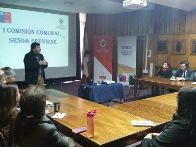 SENDA financia más de 30 programas preventivos en la Región de O'Higgins