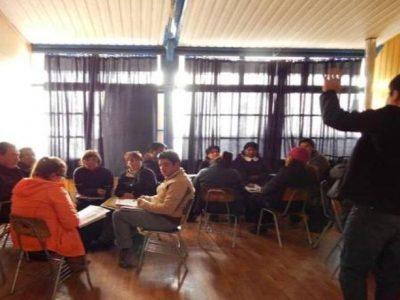 Comunidad educativa de Liceo Técnico de Colchane instala cultura preventiva del consumo de drogas y alcohol
