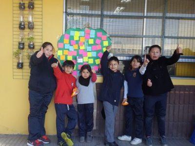 Alumnos de Escuela Naciones Unidas se sorprenden con Recreo Preventivo