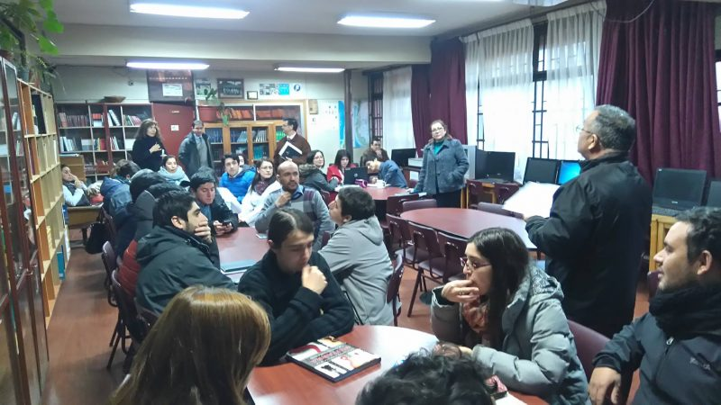 Mesa Provincial implementa campaña preventiva en Huasco