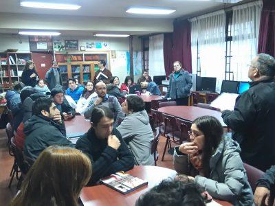 Exitosa  jornada zonal de Chile Previene en la Escuela en la Araucanía