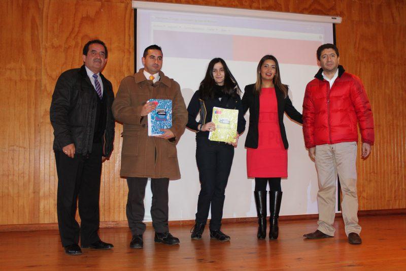 10 mil estudiantes serán beneficiados en Angol con entrega de material preventivo de SENDA Araucanía