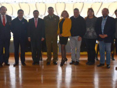 Comisión Comunal de Drogas realiza su primera sesión en Quillota