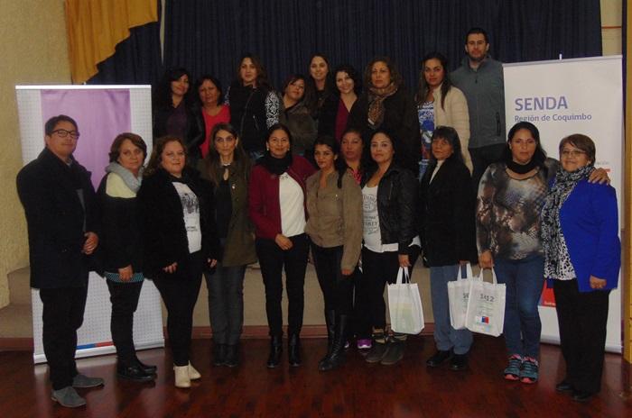 Mujeres del Centro Delaia dialogan sobre equidad de género y prevención de drogas