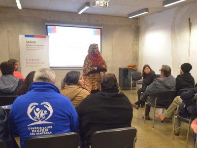 SENDA Valparaíso realiza jornadas consultivas a la ciudadanía para la elaboración de la estrategia de alcohol   2017 – 2020