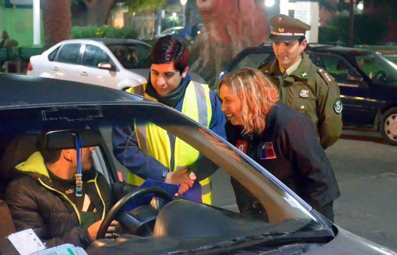 Directora de SENDA Valparaíso y gobernador de Marga Marga hicieron un llamado a la Prevención durante el fin de semana largo