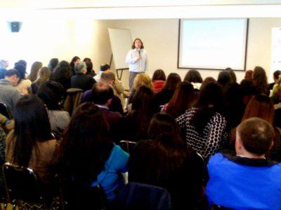Empresas asisten a jornada de Detección Precoz organizada por SENDA Valparaíso