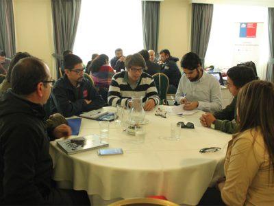 SENDA Antofagasta realizó jornada consultiva enfocada en Estrategia de Alcohol 2017–2020