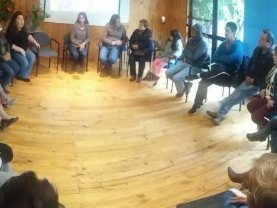 Comunidad Terapéutica Peulla Osorno reunió a ex usuarios