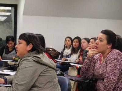 Centros de tratamiento participan en jornada de integración social