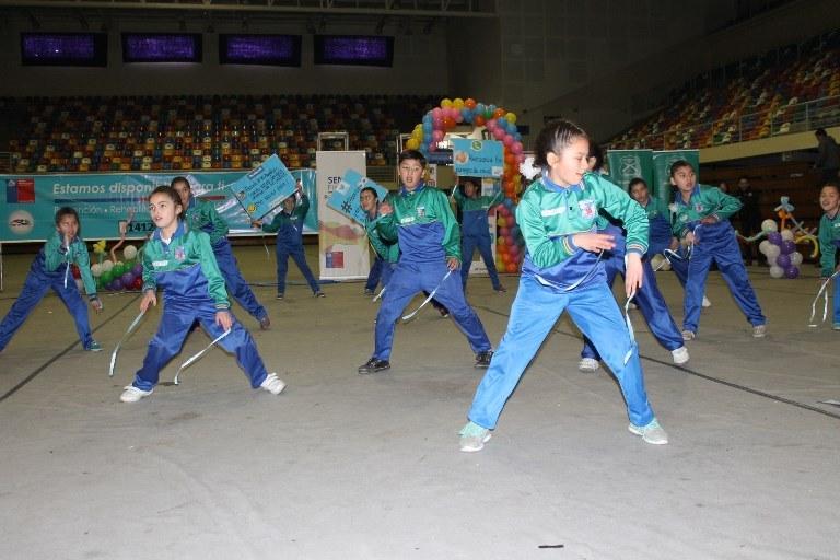 Con musicales escolares preventivos conmemoran día internacional de la prevención