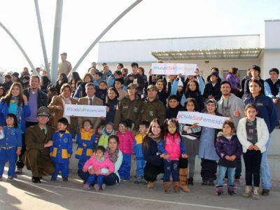 En el sector de La Antena comienza a celebrarse el Día Internacional de la Prevención