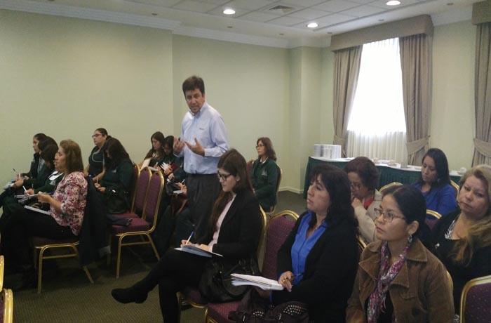 Seminario de Buenas Prácticas reúne a empresas de la Región del Bío Bío