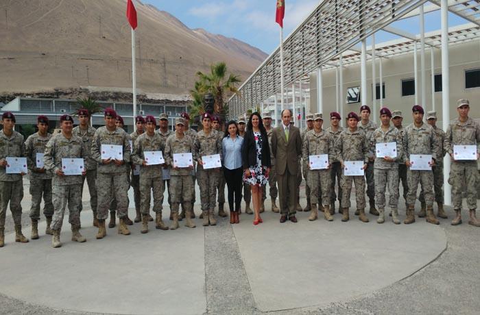 Docentes del Maule participaron en evaluación de Chile Previene en la Escuela