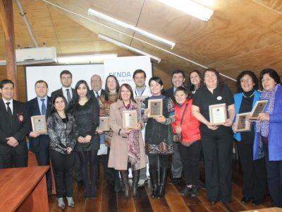 SENDA Los Ríos reconoció a actores sociales en celebración del Día de la Prevención