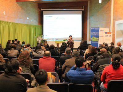 Inédito seminario en convivencia escolar se llevó a cabo en comuna de Cholchol