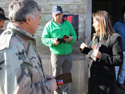 SENDA Araucanía lanza campaña de alcohol con simulacro preventivo en Cholchol