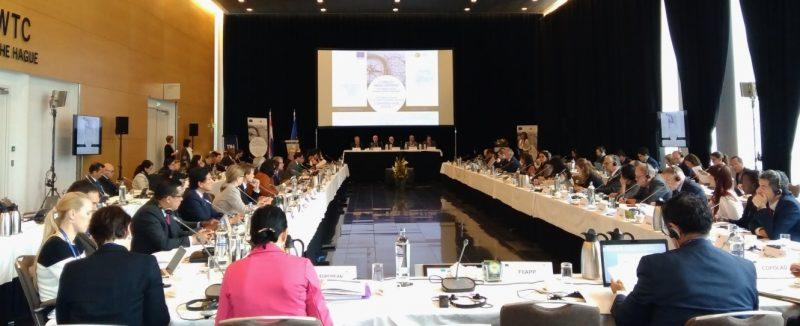 Más de 50 países y organizaciones internacionales debaten sobre retos de políticas sobre drogas en el marco de Copolad