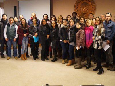 SENDA Previene San Felipe realiza Primer Seminario de Trabajar con Calidad de Vida en el Valle del Aconcagua