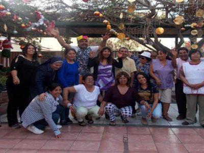 Congregación Buen Pastor implementó talleres preventivos del consumo de alcohol y otras drogas con familias migrantes