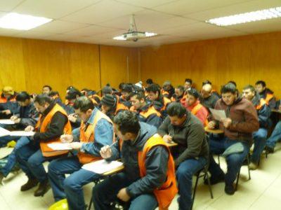 Empresa SOCOEPA renueva compromiso con la labor preventiva hacia sus trabajadores