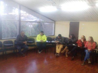 Sesionó Comisión Comunal de Drogas de SENDA Previene Panguipulli