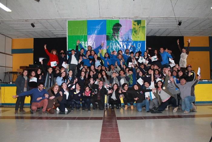 Senda Atacama desarrolló segundo Conversatorio de Jóvenes «Yo También Quiero Prevenir»