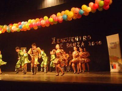 SENDA Previene Valdivia realizó II Encuentro de Danza en torno a la Prevención