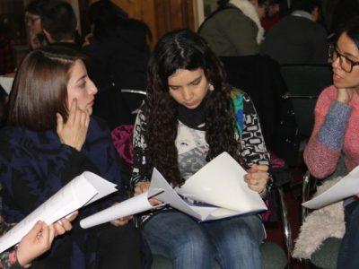 SENDA Previene participan en Jornada de Fortalecimiento Territorial y Trabajo en Red