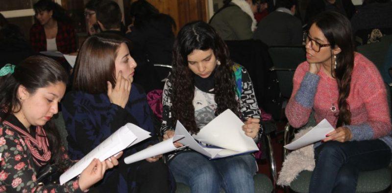 SENDA y PDI abordan el ciberbullying con alumnos de Los Vilos