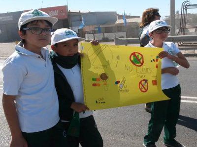 Con pasacalle preventivo SENDA Previene lanzó Campaña de Alcohol en Pozo Almonte