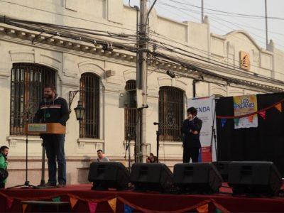 Colegios CHIPE de Cauquenes participaron en entretenido cuadrangular de fútbol