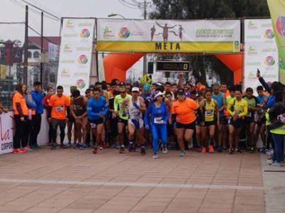 Con éxito se desarrolló Primera Corrida «Corre, Previene y Vive» en La Pintana