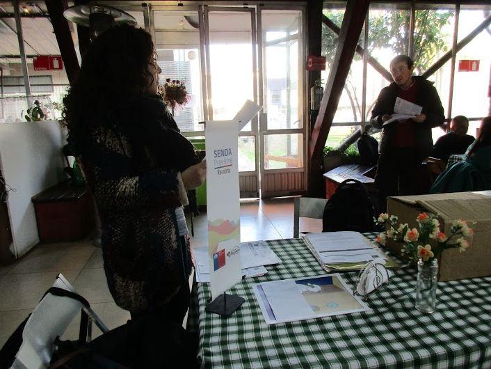 Previene Recoleta finaliza trabajo con funcionarios del Parque Metropolitano