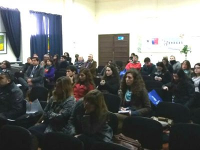 SENDA Previene Cartagena realiza seminario para promover una cultura preventiva en la comuna