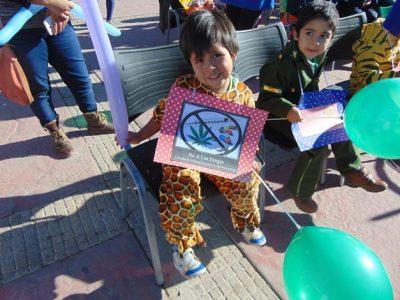 Monte Patria celebró el Día de la Prevención