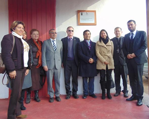 Inauguran nuevo centro residencial de tratamiento en La Serena