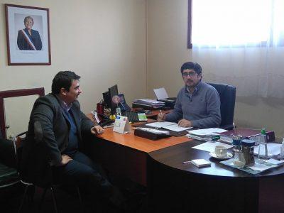 SENDA Previene de Collipulli trabaja junto a Hospital San Agustín en la Calidad de Vida de los trabajadores