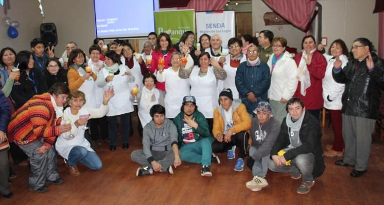 SENDA Previene Purranque fortalece acciones para promover estilos de vida saludable