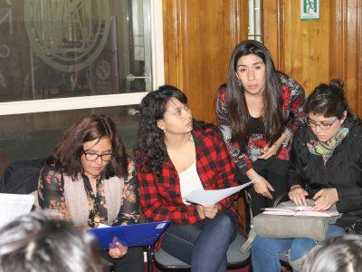 Escuelas rurales de Folleco participan de actividades preventivas de SENDA
