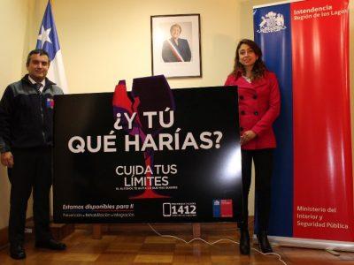 Intendente Leonardo De La Prida reitera importancia de prevenir consumo abusivo de alcohol