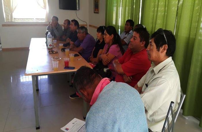 Oficina SENDA Previene capacita a Microbuseros de Pozo Almonte como agentes preventivos del consumo de alcohol y otras drogas