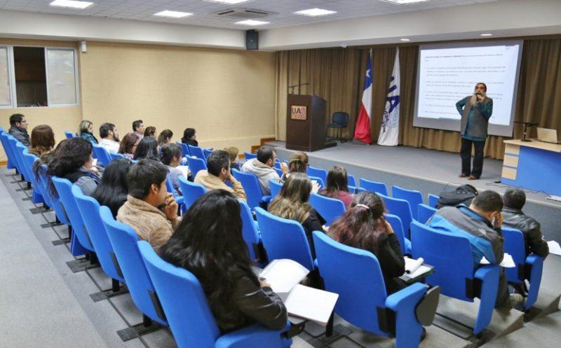 SENDA CAPACITA A PROFESIONALES EN METODOLOGÍA SMART EN ANTOFAGASTA