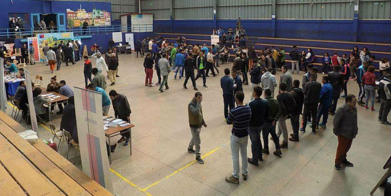 SENDA participa en plaza de justicia al interior de la cárcel de Valparaíso