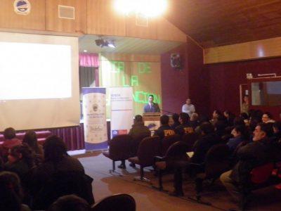 Celebran mes de la prevención de alcohol y otras drogas en Puerto Natales