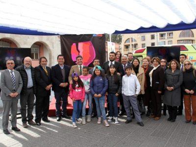 Autoridades presentan campaña «Cuida tus Límites» en La Serena
