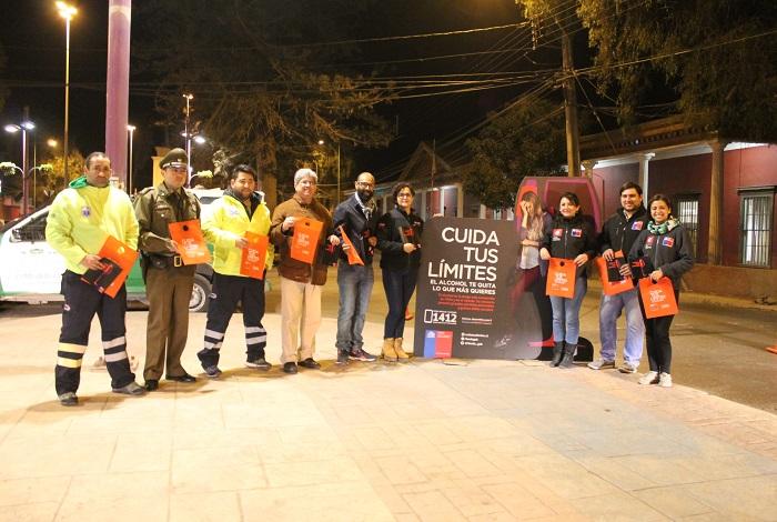 Lanzan en Atacama la campaña Cuida Tus Limites