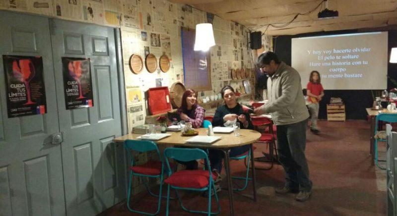 SENDA Previene San Esteban difunde campaña Cuida tus límites en locales nocturnos